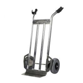 Hliníkový ruční vozík Matador NST200CT; nosnost 350 kg