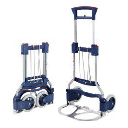 Skládací ruční vozík RuXXac Business, nosnost 125 kg
