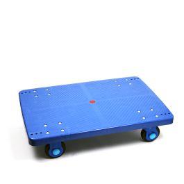 Platový plošinový vozík, nosnost 300 kg