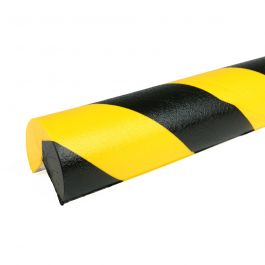 PRS rohový chránič, model 4 – žluto-černý – 1 metr