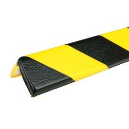 PRS rohový chránič, model 8 – žluto-černý – 1 metr