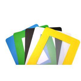 Samolepící transparentní podlahový obal na dokumenty ColorCover (10 ks)