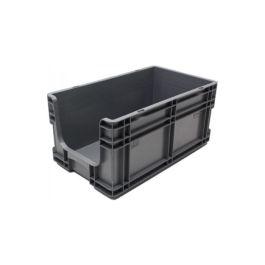 Rovnostěnný box 260x505x210 mm s otevřeným předkem
