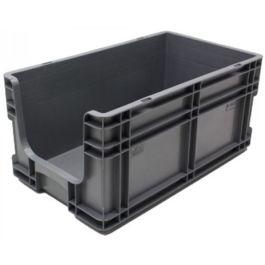 Rovnostěnný box 295x505x235 mm s otevřeným předkem