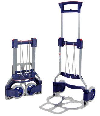 Skládací ruční vozík RuXXac Business XL, nosnost 125 kg