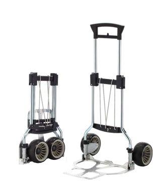 Skládací ruční vozík RuXXac Cross, nosnost 100 kg
