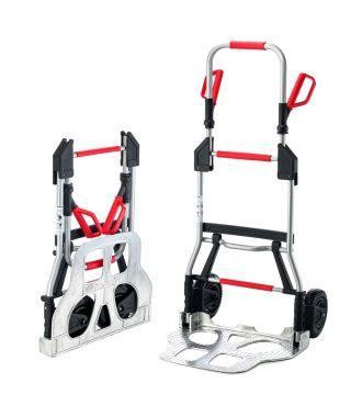 Skládací ruční vozík RuXXac Jumbo, nosnost 250 kg