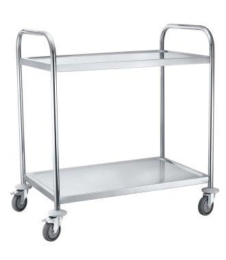 Užitkový vozík z nerez oceli