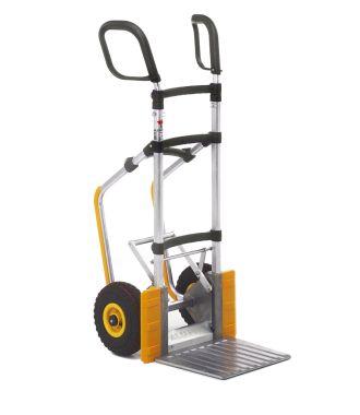 Ergonomický ruční vozík Kongamek, nosnost 250 kg