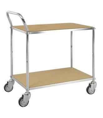 Antistatický (ESD) stolový vozík Kongamek, nosnost 150 kg
