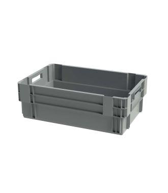 Stohovatelný kontejner Euronorm, 400x600x200 mm
