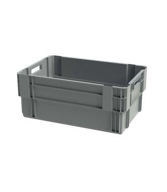 Stohovatelný kontejner Euronorm, 400x600x250 mm