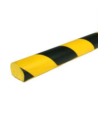 PRS chránič rovných ploch, model 3 – žluto-černý – 1 metr