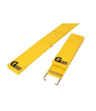 GenieGrips® Mats – ochranné kryty pro vidlice vysokozdvižného vozíku