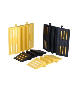 Chrániče hadic a kabelů ∅ 75 mm