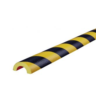 Pěnový chránič trubek Knuffi typ R30 – žluto-černý – 5 metr