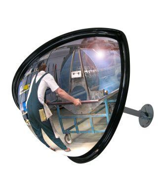 Průmyslové dopravní zrcadlo