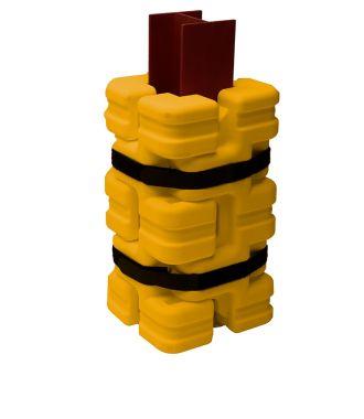 Plastový chránič sloupů Column Sentry FIT