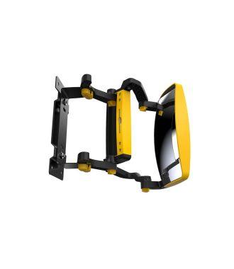 Přední zrcátko GenieGrips® pro vysokozdvižné vozíky